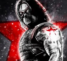 The Winter Soldier by p1xer