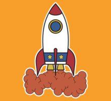 Rocket by robotrobotROBOT