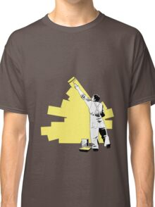 Renovate yourself - yellow Classic T-Shirt