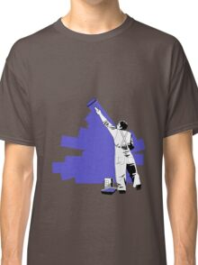 Renovate yourself - blue Classic T-Shirt