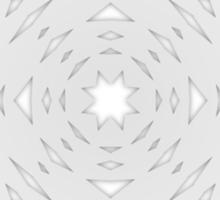 Winter Flake IX Sticker