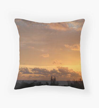 Day Born Throw Pillow