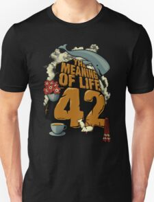 The Meaning of Life Unisex T-Shirt