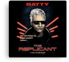 The Replicant Canvas Print