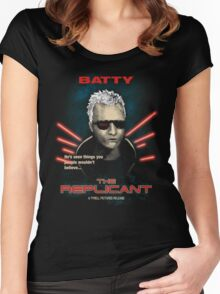 The Replicant Women's Fitted Scoop T-Shirt