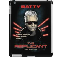 The Replicant iPad Case/Skin