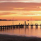 Rockingham Sunset 2 by Beachbums
