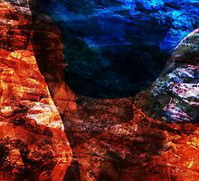 Veils of Stone by bluerabbit