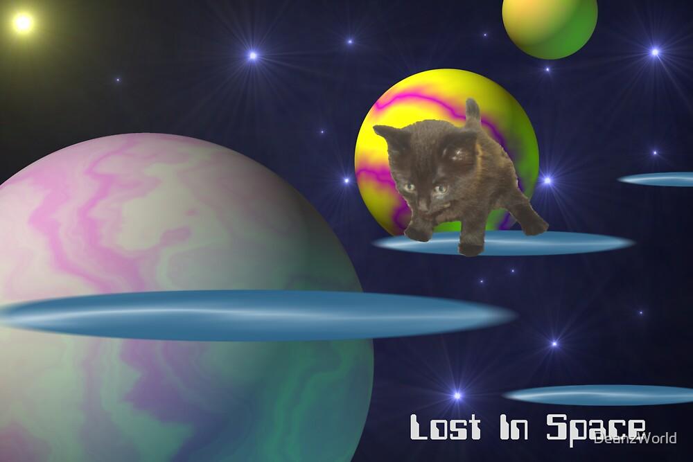 Lost In Space by Dean Warwick