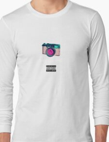 Photography Saved Me Long Sleeve T-Shirt