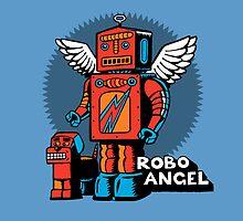 Robo Angel by Edward Crosby