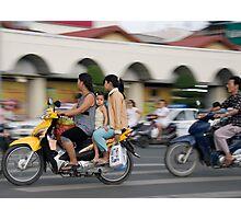 Saigon Photographic Print