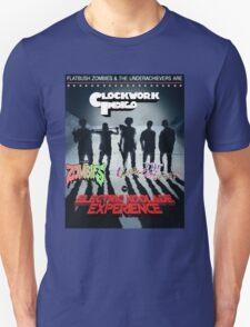 FLATBUSH ZOMBIES UNDERACHIEVERS CLOCKWORK INDIGO T-Shirt