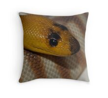 Woma Python Throw Pillow