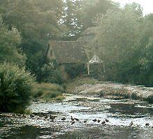 Ludlow Mill by lunacy79