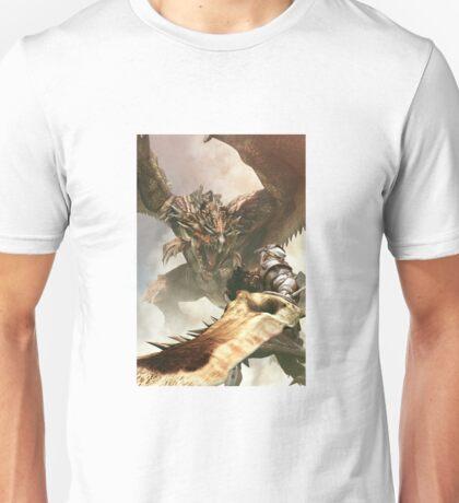 Monster Hunter Dragon  Unisex T-Shirt