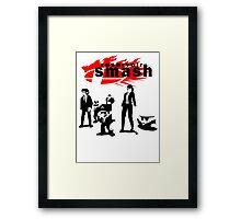 Resevoir Smash Framed Print
