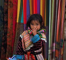 Bac Ha Market Three by Chris Muscat