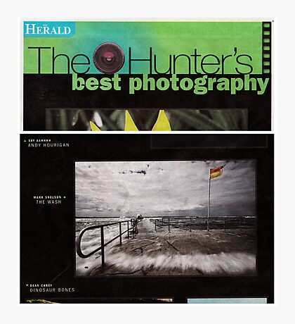 Published! Photographic Print