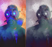 Chemical Warfare Agent by Alicia Nicole trisciuzzi