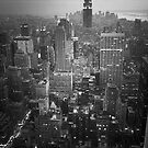 New York (v) by Matthew Bonnington