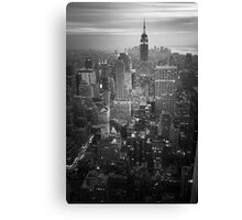 New York (v) Canvas Print