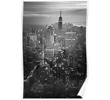 New York (v) Poster