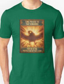BioShock Infinite – Sing Praise to the Songbird Poster Unisex T-Shirt