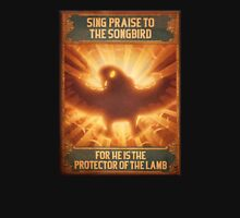 BioShock Infinite – Sing Praise to the Songbird Poster Unisex T-Shirt
