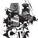 City  by geniusloci