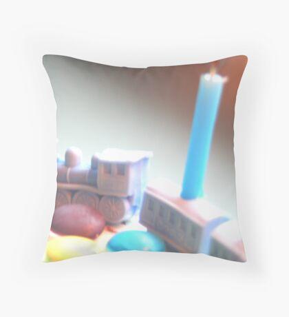 Birthday! Throw Pillow