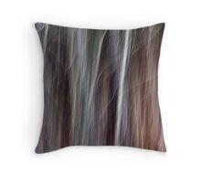 Whispering Pines Throw Pillow