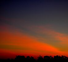 sunset by 13photography