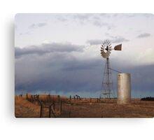 Lem Greene's Windmill Canvas Print