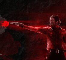 The Walking Dead - Rick Grimes by robozcapoz