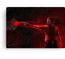 The Walking Dead - Rick Grimes Canvas Print