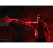 The Walking Dead - Rick Grimes Photographic Print