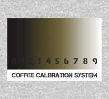 Coffee Calibration System One Piece - Short Sleeve