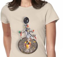 Clown B Womens Fitted T-Shirt