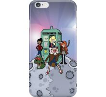 Adventure Time and Space iPhone Case/Skin
