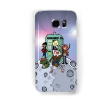 Adventure Time and Space Samsung Galaxy Case/Skin
