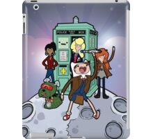 Adventure Time and Space iPad Case/Skin