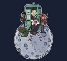 Adventure Time and Space Kids Clothes
