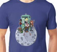 Adventure Time and Space Unisex T-Shirt