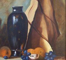 """Studio Arrangement"" by Susan Dehlinger"