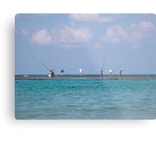 Day of leisure	 Metal Print