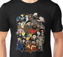Wolverines across time and space Unisex T-Shirt