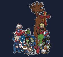 Lil Guardians by TopNotchy