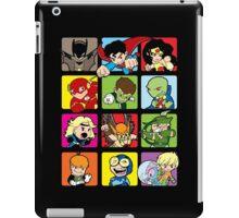 Justice Squared iPad Case/Skin