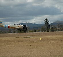 Deck Run - Yak-52 @ Toogoolwah Fly-in 2005 by muz2142